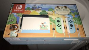 New Nintendo Switch Animal Crossing Edition for Sale in Riverside, CA
