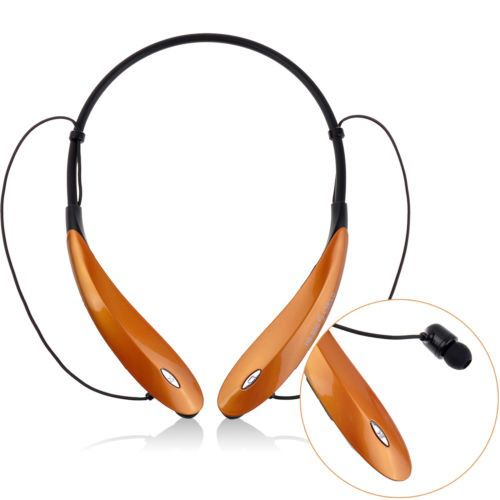 HB800S Bluetooth wireless headset headphone for iPhone Samsung HTC LG