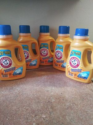 Detergente ARM & HAMMER for Sale in Winter Haven, FL