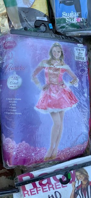 Halloween costume adult for Sale in Arlington, TX