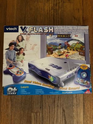 VTech V Flash home educational system for Sale in Miami, FL