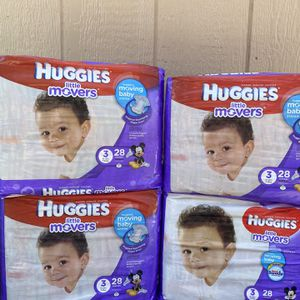 Huggies Size 3 Bundle (4Packs)📍NO DELIVERY📍LOCATION LISTED📍 for Sale in Norwalk, CA