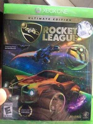 *UNOPENED* Rocket League: Ultimate Edition (Xbox One) for Sale in Fairfax, VA