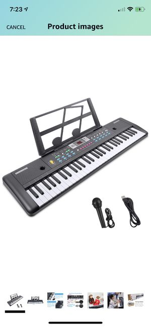 Brand new electronic piano for Sale in South El Monte, CA