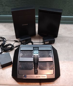 Netgear Nighthawk X6 tri-band WiFi system for Sale in Chandler, AZ