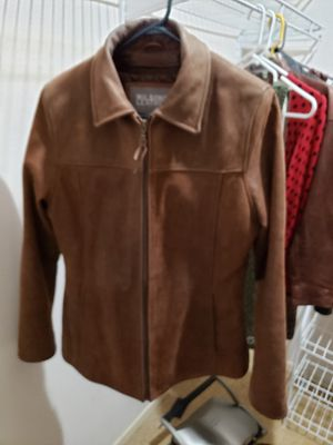 Leather jacket - $50 Wilson's leather for Sale in Houston, TX