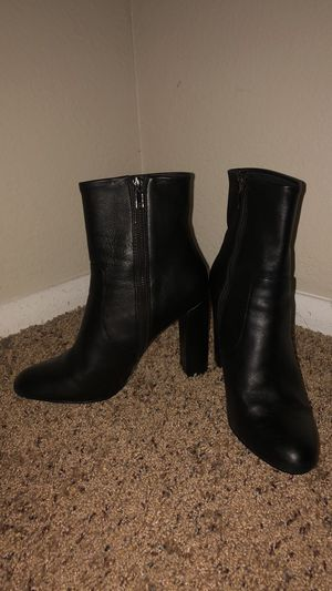 Steve Madden black booties for Sale in Taylorsville, UT