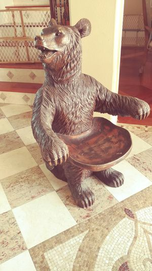 Bear chair with arm rests for Sale in Orlando, FL