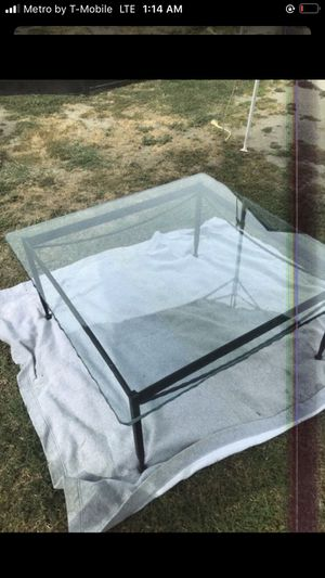 Coffee table glass for Sale in Los Angeles, CA