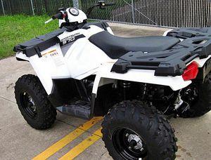 Atv runs great 2014 Polaris Sportsman 4WD/Wheelsss Nice for Sale in Garden Grove, CA