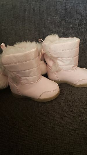 Baby girl boots for Sale in Visalia, CA