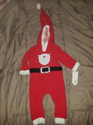 Boys santa outfit for Sale in Fresno, CA