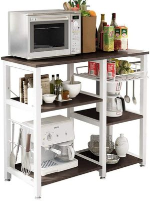 Utility Stand Storage Cart 3-Tier Baker's Rack for Sale in Arlington, TX
