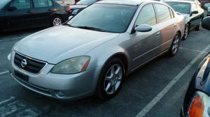 2003 Nissan Altima 3.5 SE for Sale in Baltimore, MD