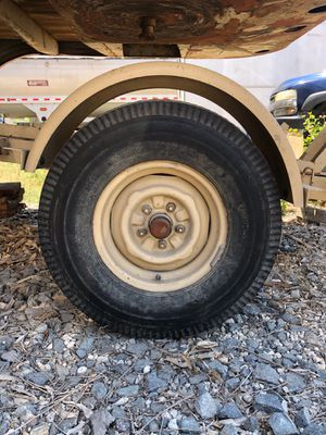 Trailer wheels and tires for Sale in Montclair, CA