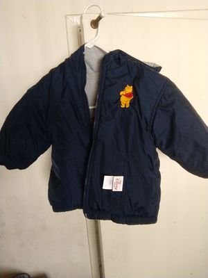 Winnie the Pooh jacket for Sale in Riverside, CA