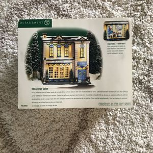 Department 56 Christmas In The city for Sale in Cerritos, CA