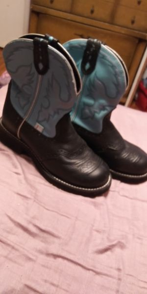 Womens Justin boots for Sale in La Vergne, TN