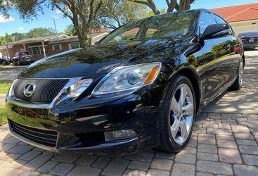 2010 Lexus GS Sedan miles <Low miles>Price $8OO for Sale in San Francisco,  CA