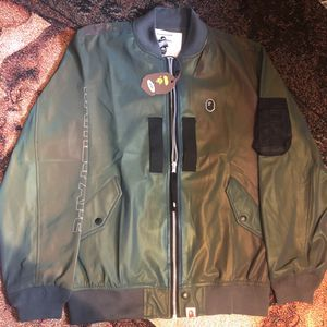 Bape 3M Reflective Jacket Size 3X for Sale in New York, NY