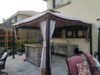 Gazabo canopy tent 13×10 for Sale in Pompano Beach,  FL