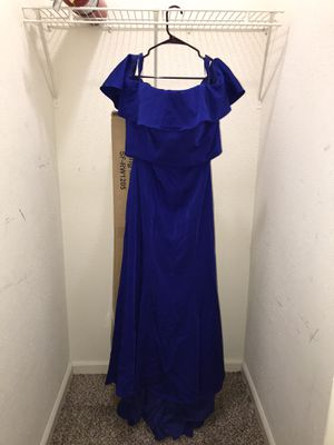 Formal Dress for wedding/prom (two pieces) for Sale in Kenner, LA