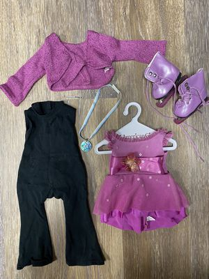 AMERICAN GIRL DOLL Ice Dancer 2 OUTFITS for Sale in Elk Grove Village, IL