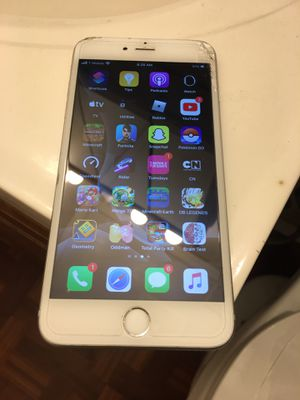 64gb factory unlocked iPhone 6s plus for Sale in Algonquin, IL