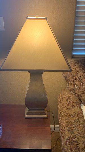 Lamps (2) for Sale in Sierra Vista, AZ