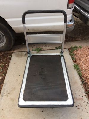 """24"""" by 36"""" foldable cart for Sale in Glendale, AZ"""