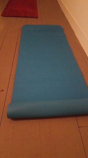Blue Empower exercise mat for Sale in Nashville, TN