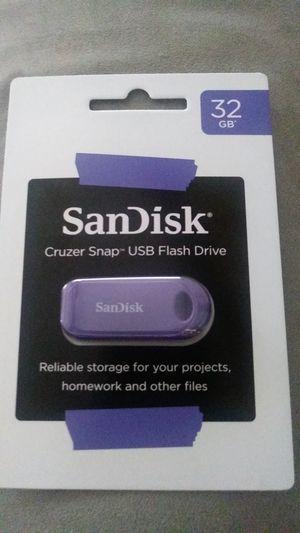 San Disk Cruzer Usb flash drive for Sale in Kansas City, MO