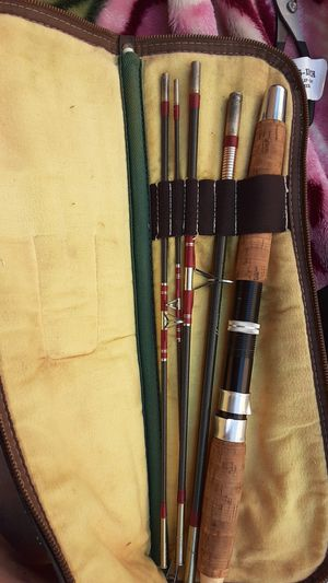 Wards Hawthorne vintage fishing pool no rod for Sale in Denver, CO