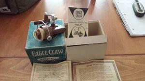 Eagle Claw open face fishing reel model ecl for Sale in Firestone, CO