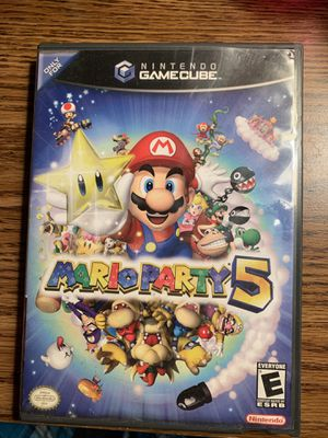 Mario Party 5 for Nintendo GameCube complete game for Sale in Jamaica, NY