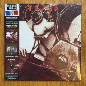 """Tesla - The Great Radio Controversy 12"""" LP RSD Record Store Day SEALED Only 1000 for Sale in South El Monte, CA"""