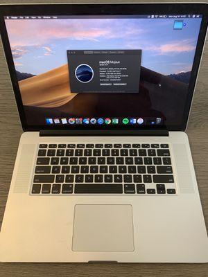 Macbook Pro Apple MJLT2LL/A i7 2.5ghz 16go RAM 512 HDD Apple for Sale in Miami, FL