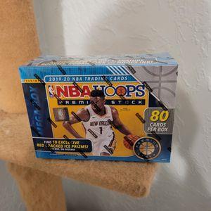 2019-2020 NBA Hoops Premium Stock Mega Box for Sale in Brookshire, TX