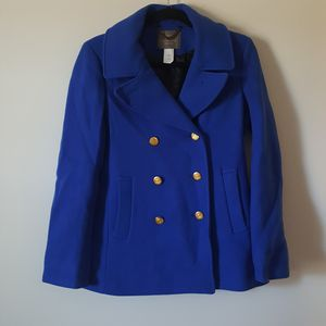 J. Crew Stadium Cloth by Nello Gori Majesty Peacoat for Sale in Crandon, WI