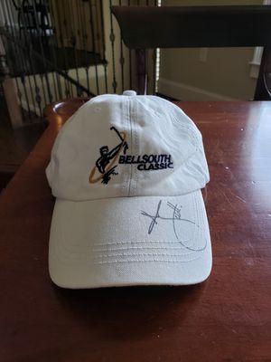 Adam Scott Signed Hat for Sale in Duluth, GA