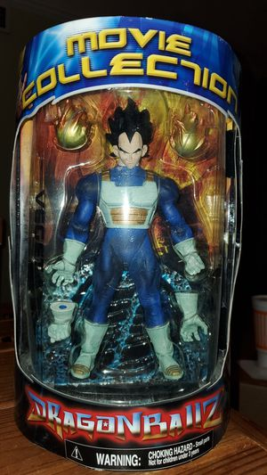 Movie Collection Dragonnall Z - Vegeta for Sale in Houston, TX