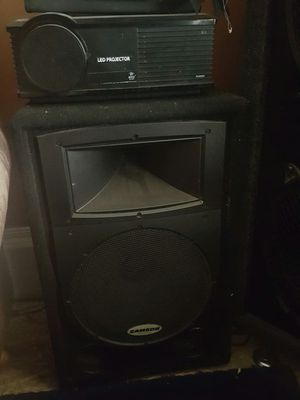 pro dj equipment for Sale in Cleveland Heights, OH