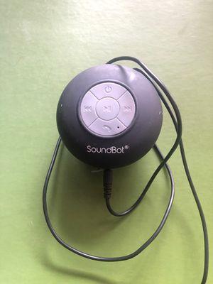 SoundBot Bluetooth speaker for Sale in Portland, OR