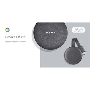 Google Smart TV Kit: Google Home Mini & Chromecast for Sale in Grapevine, TX