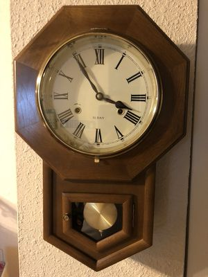 Winding Antique Wall clock for Sale in Silver Spring, MD