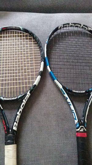 Babolat pure drive gt technology tennis rackets for Sale in City of Industry, CA