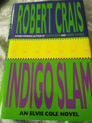Robert Crais indigo slam hard back for Sale in Newnan, GA