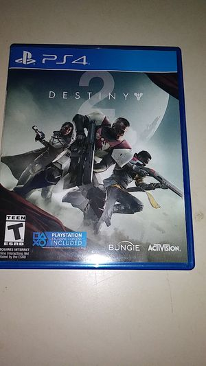 Destiny2 for Sale in San Angelo, TX
