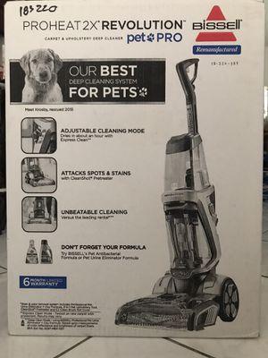 Bissell ProHeat 2X Revolution Pet Pro Carpet Cleaner vacuum for Sale in Riviera Beach, FL