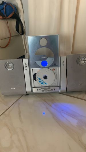 philips mc235 micro system for Sale in Spring Valley, CA